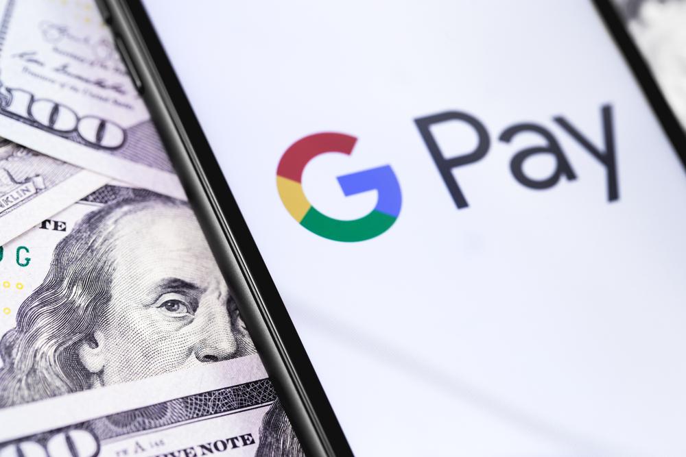 Google Wallet as PayPal