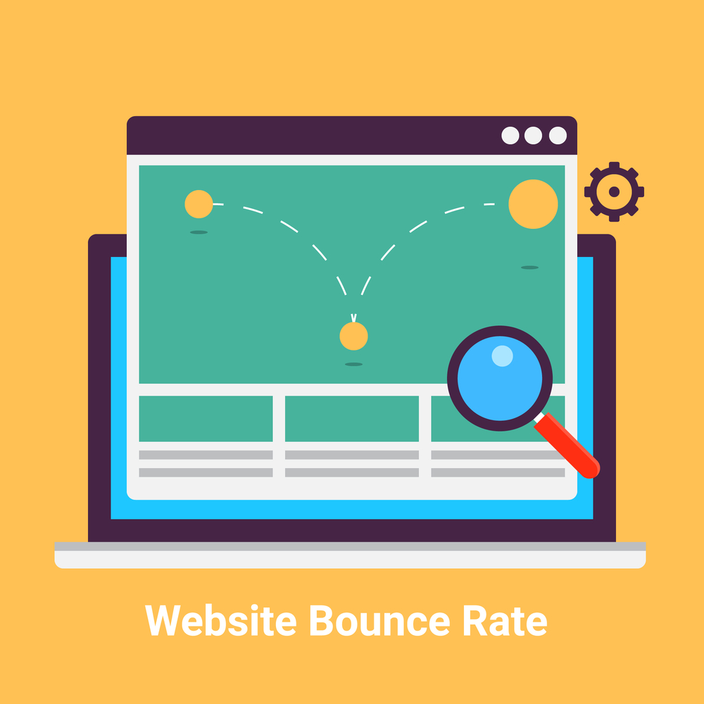 What is bounce rate?📊