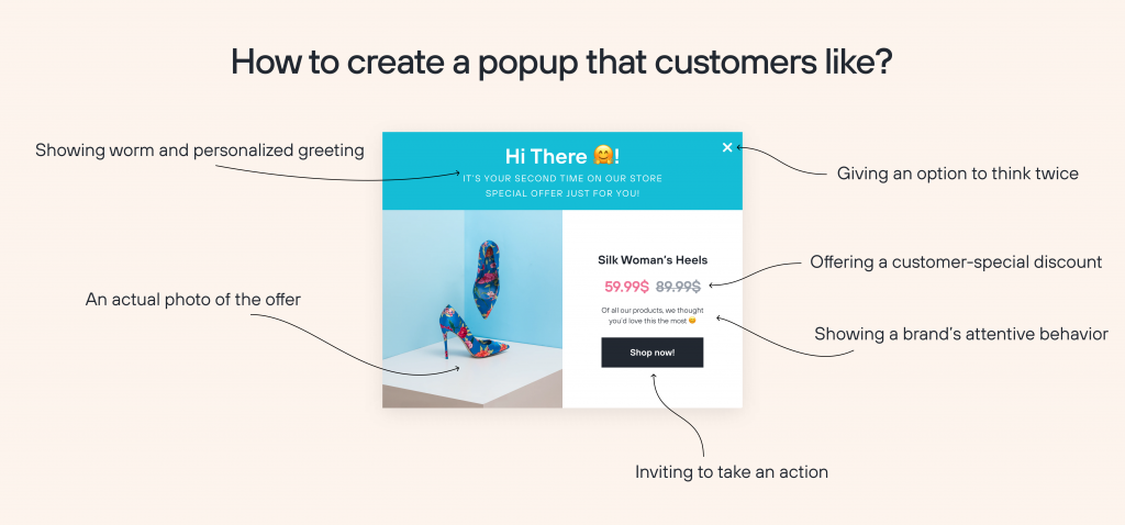 Howto create a popup that converts?