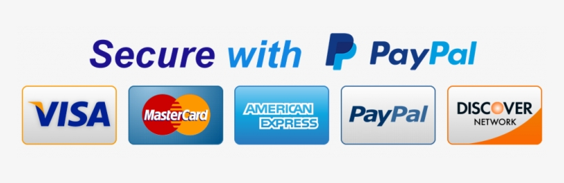 accepted secure payment badges
